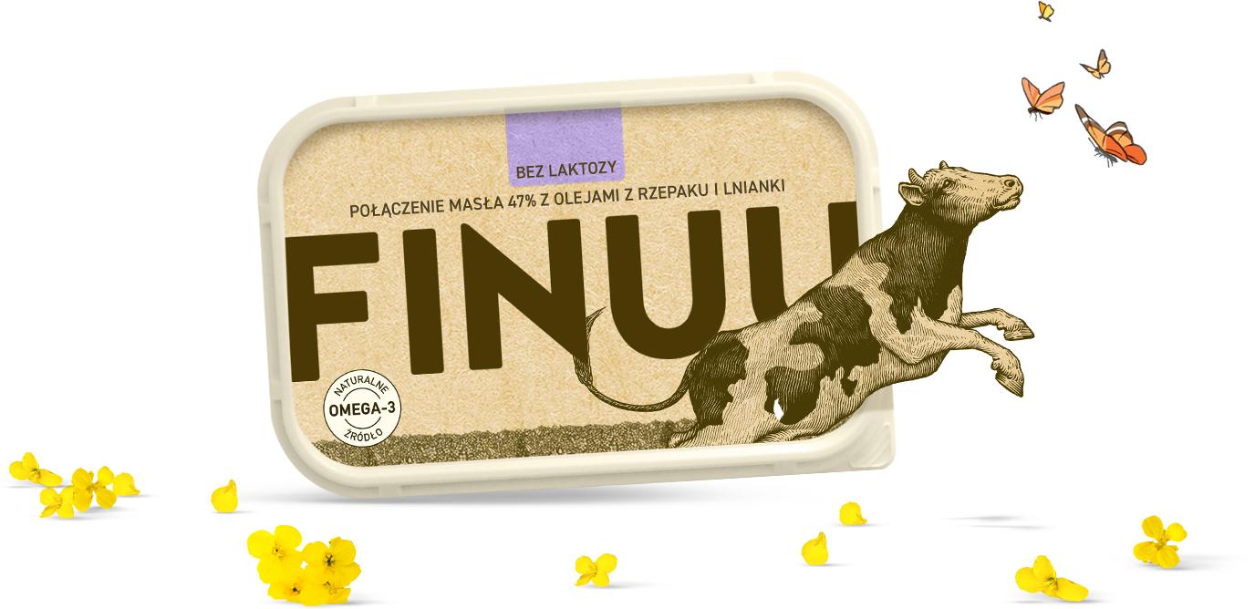 wypróbuj za darmo kup dowolne FINUU w sklepie AUCHAN w dniach 7-13 listopada 2019 r (max kwota zwrotu 6zł)