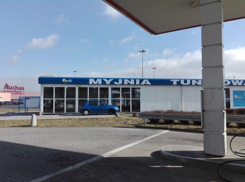 Mycie auta za pół ceny Myjnia IMO Auchan Swadzim