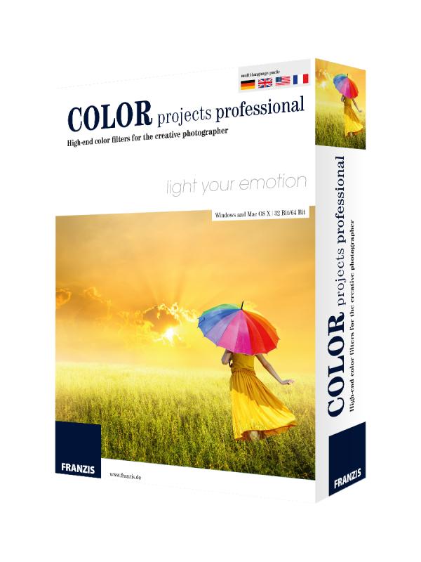 COLOR projects professional za darmo -> Windows lub Mac (cena regularna 129$) @ projects-software