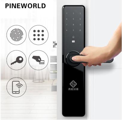 Inteligente, elektroniczne zamki do drzwi (np. Yi-Lock za $136,28) @ AliExpress deals
