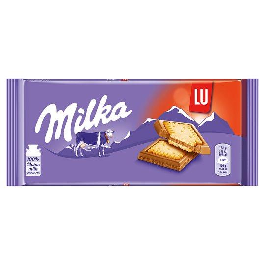 Milka Lu za 1,49 w Tesco. Możliwe, że działa na innych rodzajach