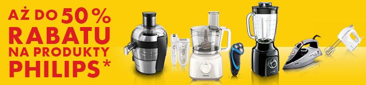 Rabat aż do 50% na produkty Philips (np.: Żelazko Azur GC4860/37 - 193,15 zł) @ Shell
