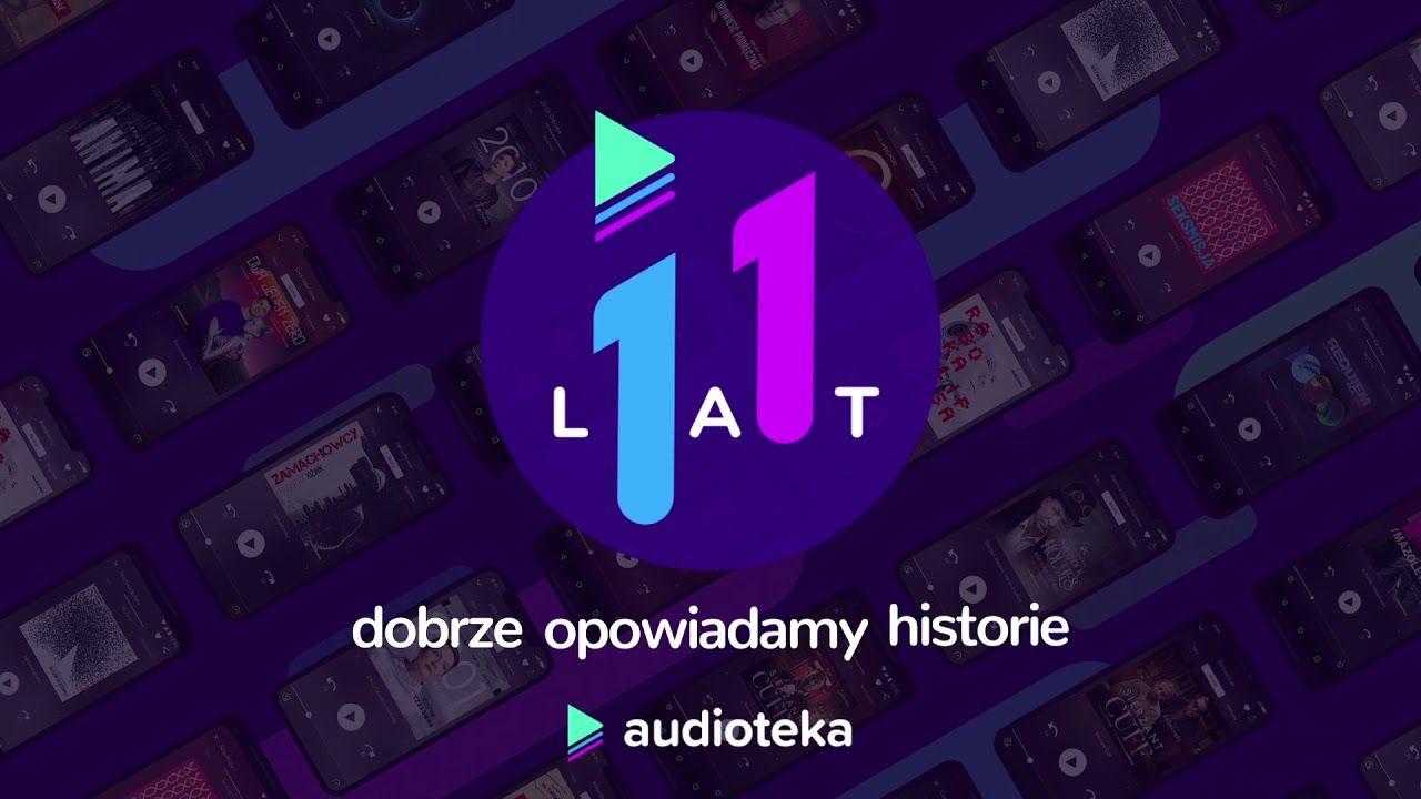 11 lecie audioteki, audiobooki za 10 zł, wprowadzenie abonamentu
