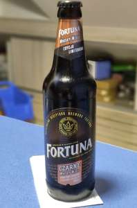 Fortuna Czarne Whisky Wood