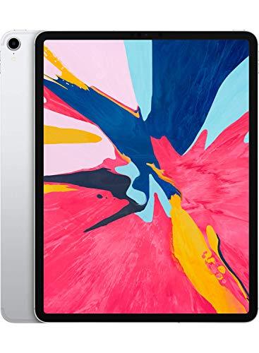 """Apple iPad Pro 12.9"""", Wi-Fi+Cellular 512 GB srebrny"""