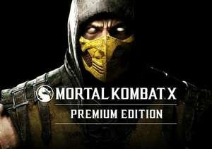 Mortal Kombat X – Premium Edition na PC