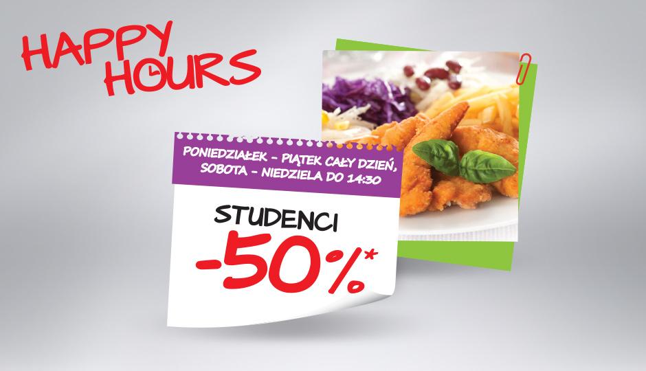 Studenci -50% @ Sphinx