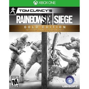 Tom Clancy's Rainbow Six Siege: Gold Edition Xbox One/PS4