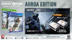 XBOX ONE/PS4 Tom clancy's ghost reacon Breakpoint Aurora Edition @MediaExpert