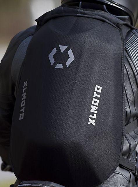 Plecak motocyklowy Course czarny