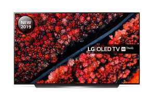 "Telewizor 55"" OLED LG OLED55C9PLA, 120Hz, 500cd, IL 13ms, iA, Dolby Atmos ( a model OLED65C9 za 7999zł )"