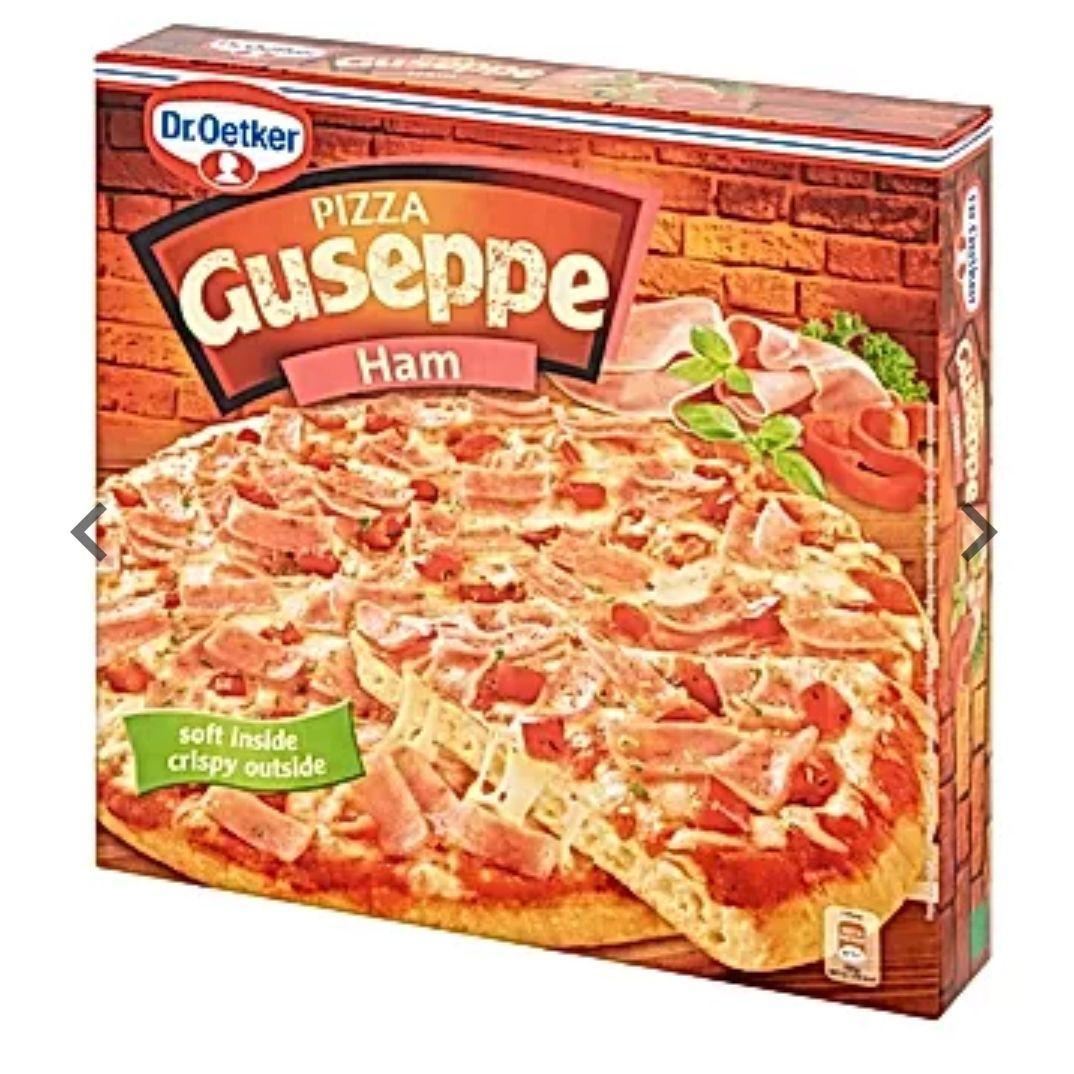 Pizza Guseppe. Kaufland