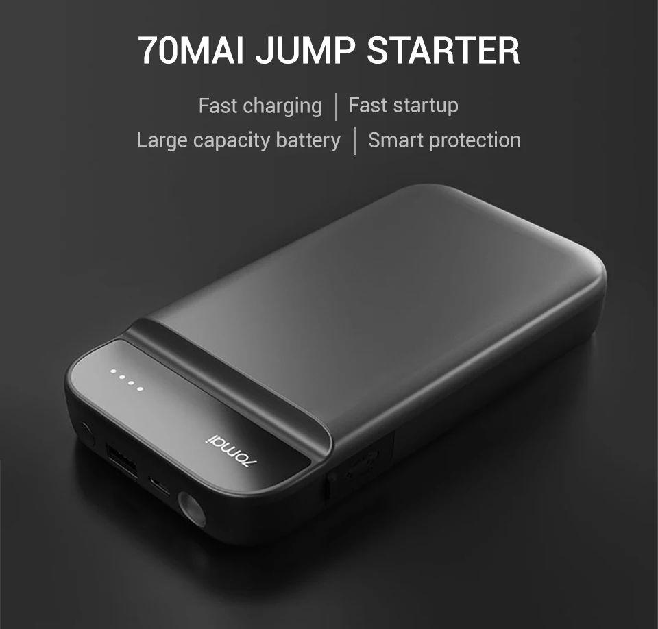 70mai Powerbank Starter Rozruch mobilny