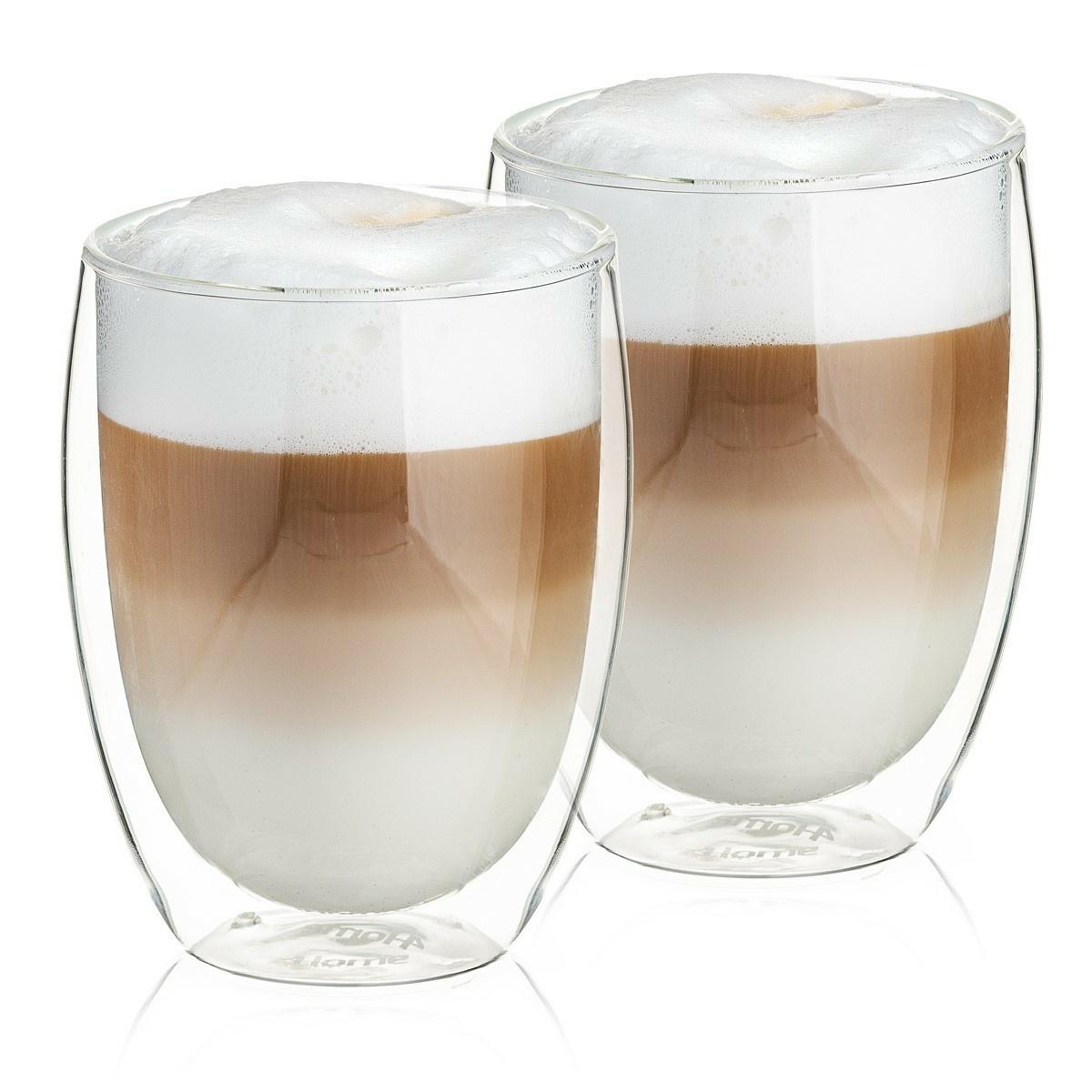 Komplet 2 szklanek z podwójną ścianką AMO