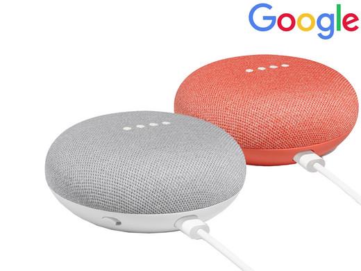 2x Google Home Mini | inteligentny głośnik