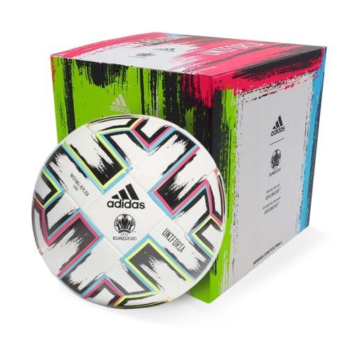 UNIFORIA BOX replika piłki meczowej EURO 2020