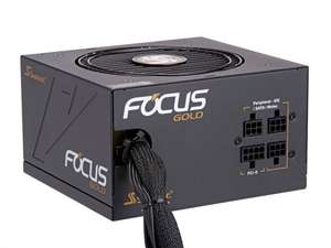 Zasilacz Seasonic FOCUS Gold 450 (SSR-450FM) 80Plus Gold 450W w proline.pl