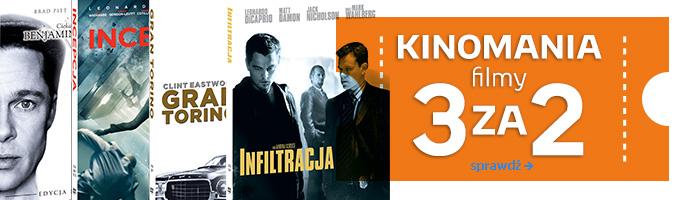 3 za 2 - filmy na DVD @ Empik
