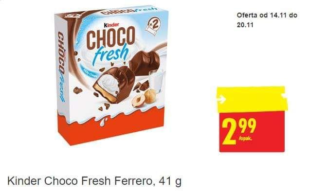 Kinder Choco Fresh - Biedronka