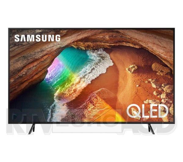 Telewizor Samsung QE43Q60R 43 cale, 4K UHD