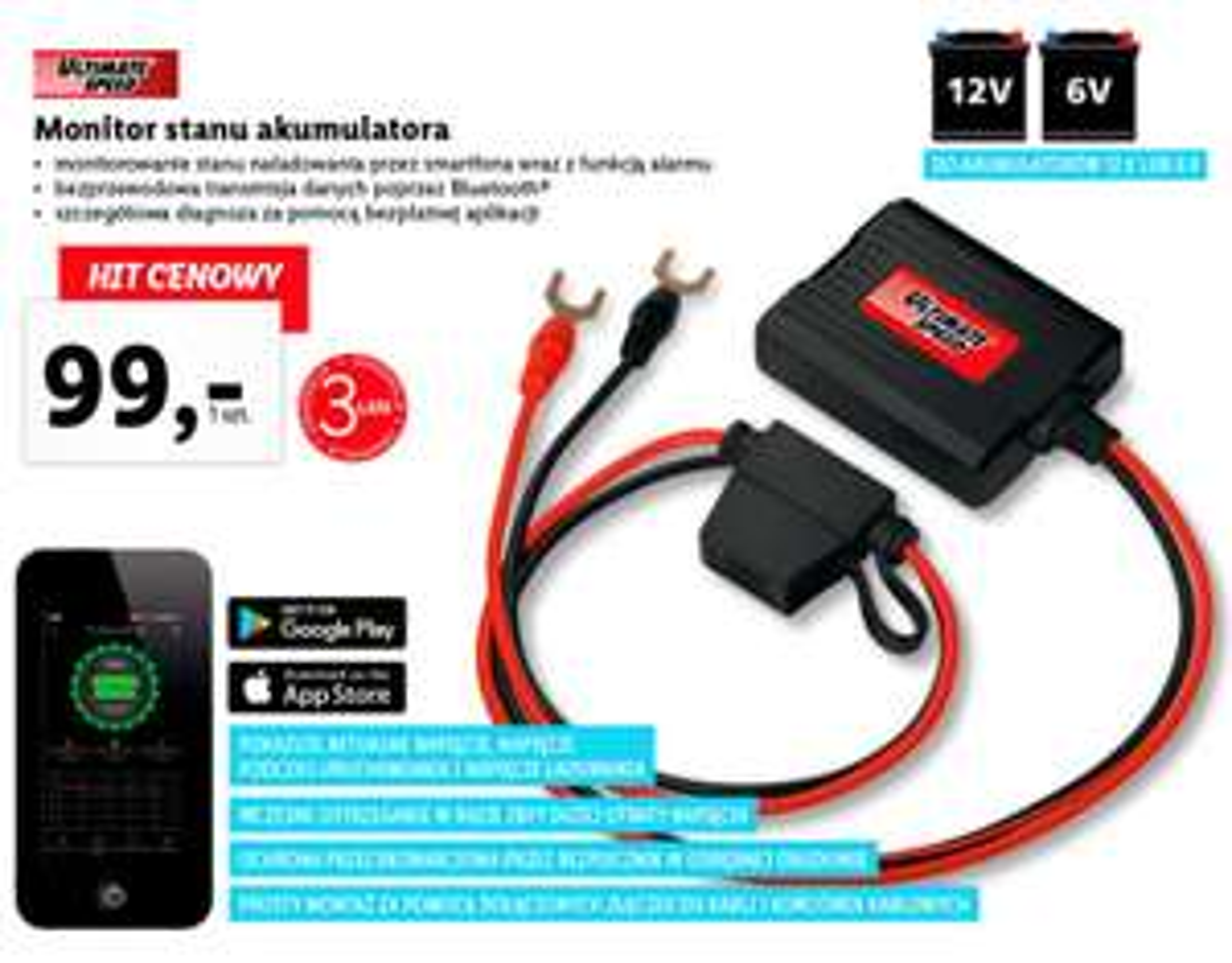 Monitor stanu akumulatora