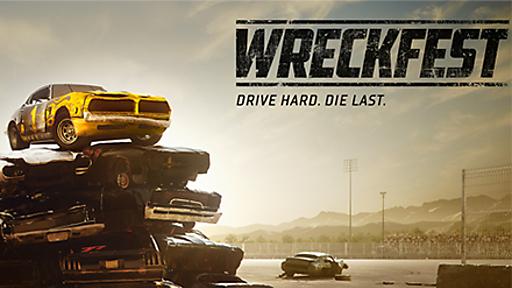 Wreckfest (PC Steam PL) - godny następca Flatout