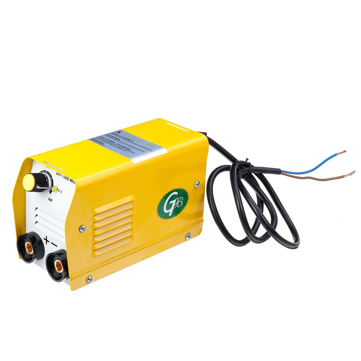 Spawarka elektryczna ZX7-200 MINI Electric welder