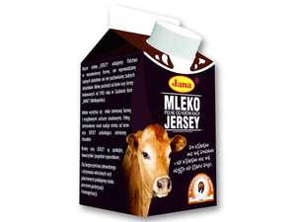 Mleko Jersey 500ml