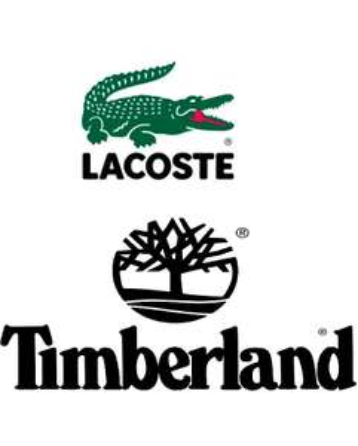 Lacoste + Timberland buty męskie