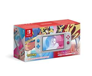 Nintendo Switch Lite - Pokemon Sword & Shield Limited Edition @ Amazon