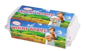 Jaja z wolnego wybiego 10 sztuk za 1,99zł (POZNAŃ) @ Piotr i Paweł