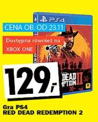 Red Dead Redemption 2 PS4/XBOX ONE