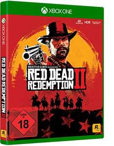 Red Dead Redemption 2 Standard Edition Xbox One/PS4