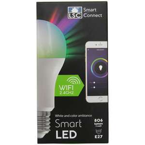Smart Żarówka RGB LSC Smart Commect