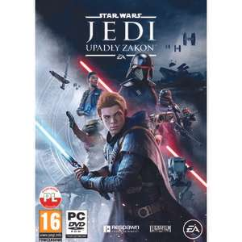 Star Wars Jedi Upadły Zakon PC, wersja pudełkowa
