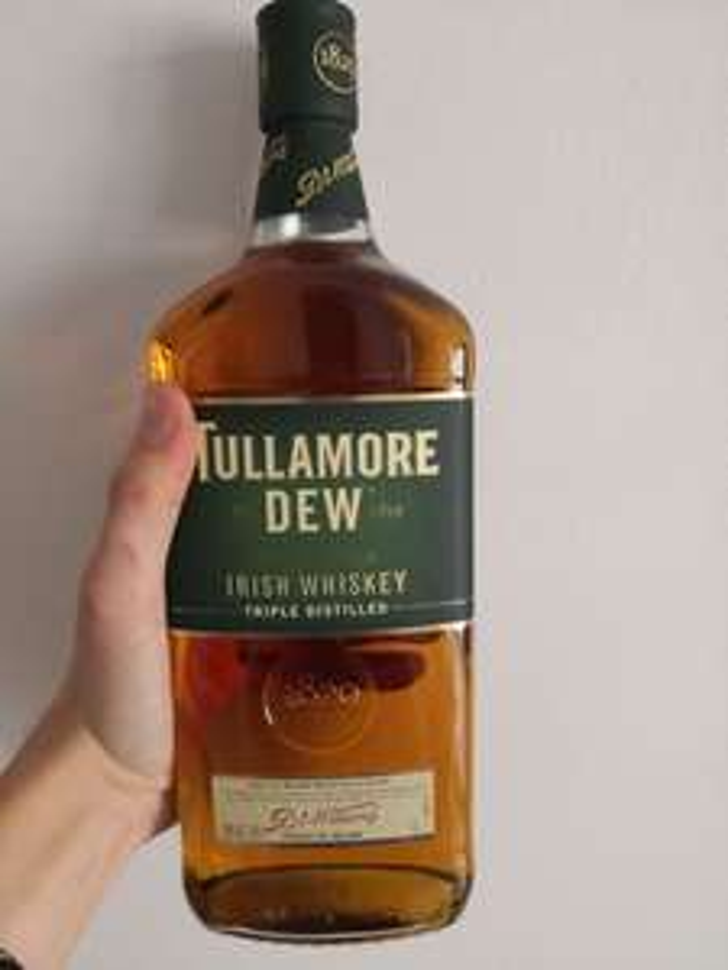 Whisky Tullamore Dew 1L Lidl