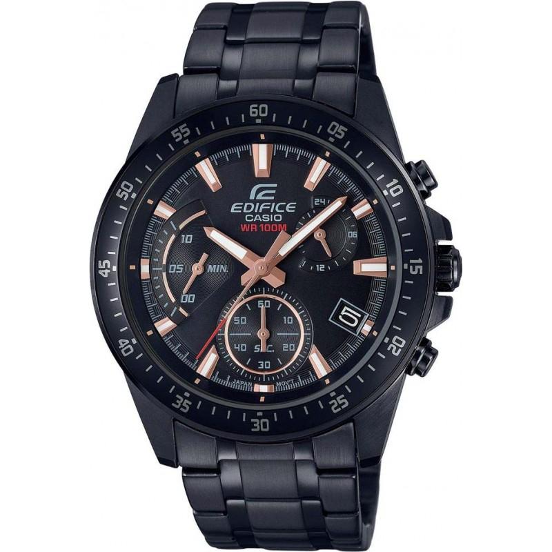 Casio Męski zegarek EFV-540DC-1BVUEF