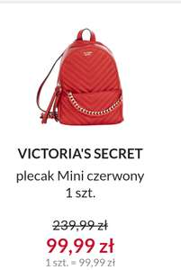Produkty Victoria's Secret @Rossmann