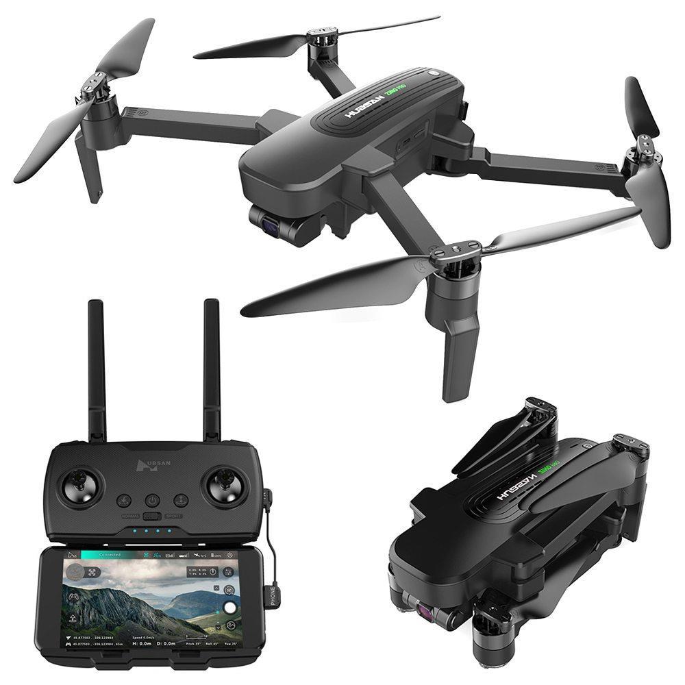 Hubsan ZINO PRO GPS 5G WIFI 4KM 4K Drone