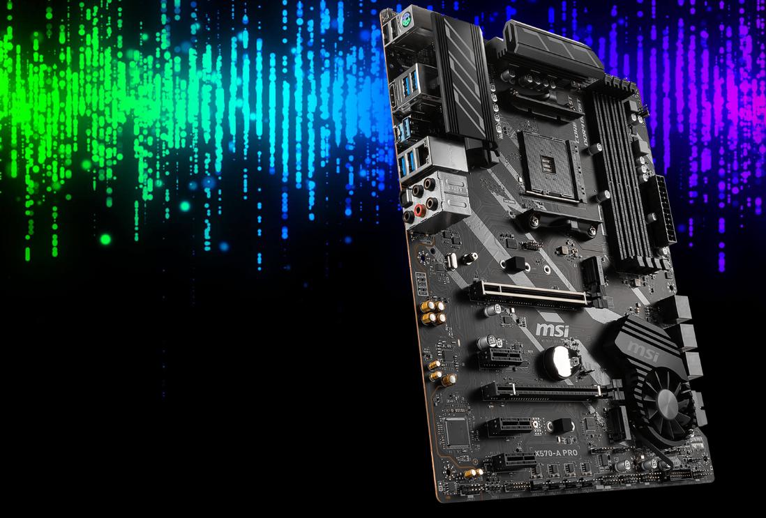 Płyta główna MSI X570-A PRO