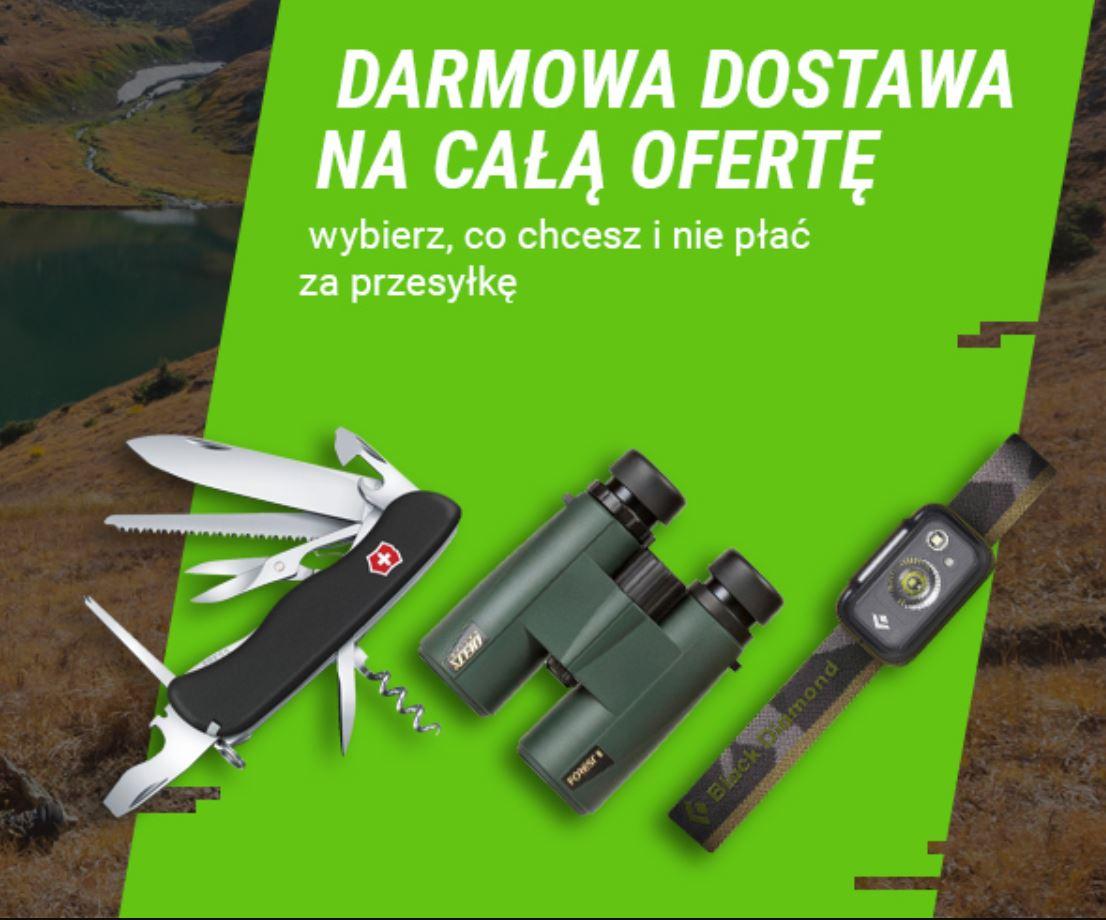 Combat.pl - Tydzień darmowej dostawy na wszystkie produkty