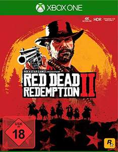 XBOX Red Dead Redemption 2 - Amazon.de