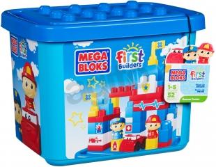 Mega Bloks - Pierwsza Pomoc (First Builders) za 49,99 zł @ Agito.pl