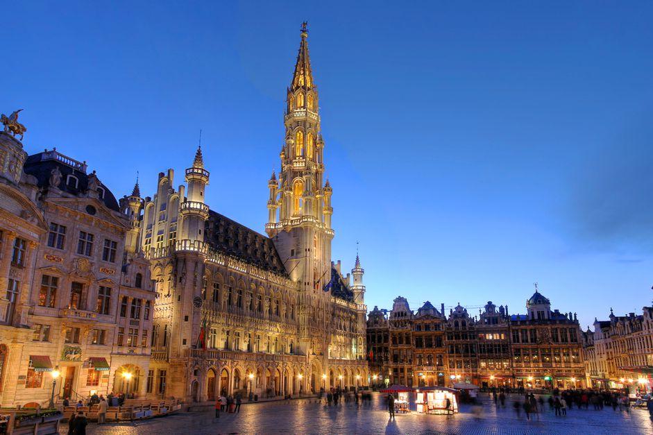 Tanie loty do Belgii: Kraków-Bruksela, Ryanair
