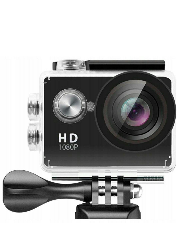 Wodoodporna kamerka sportowa Full HD