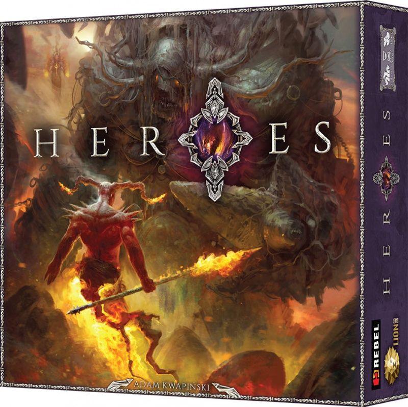 Herosi (edycja angielska)