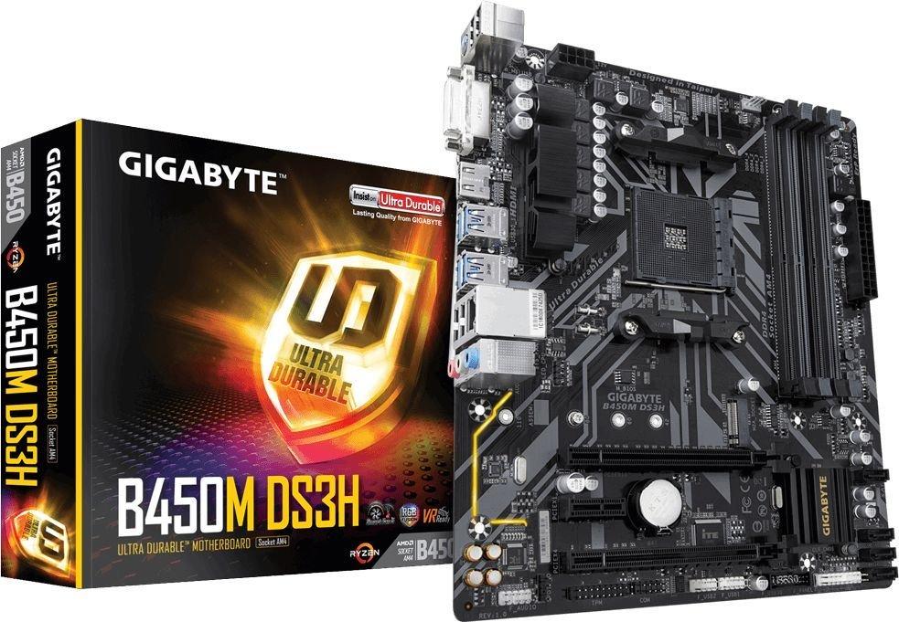 Płyta główna Gigabyte B450M DS3H w morele.net