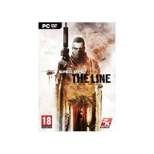 Spec Ops: The Line Steam klucz