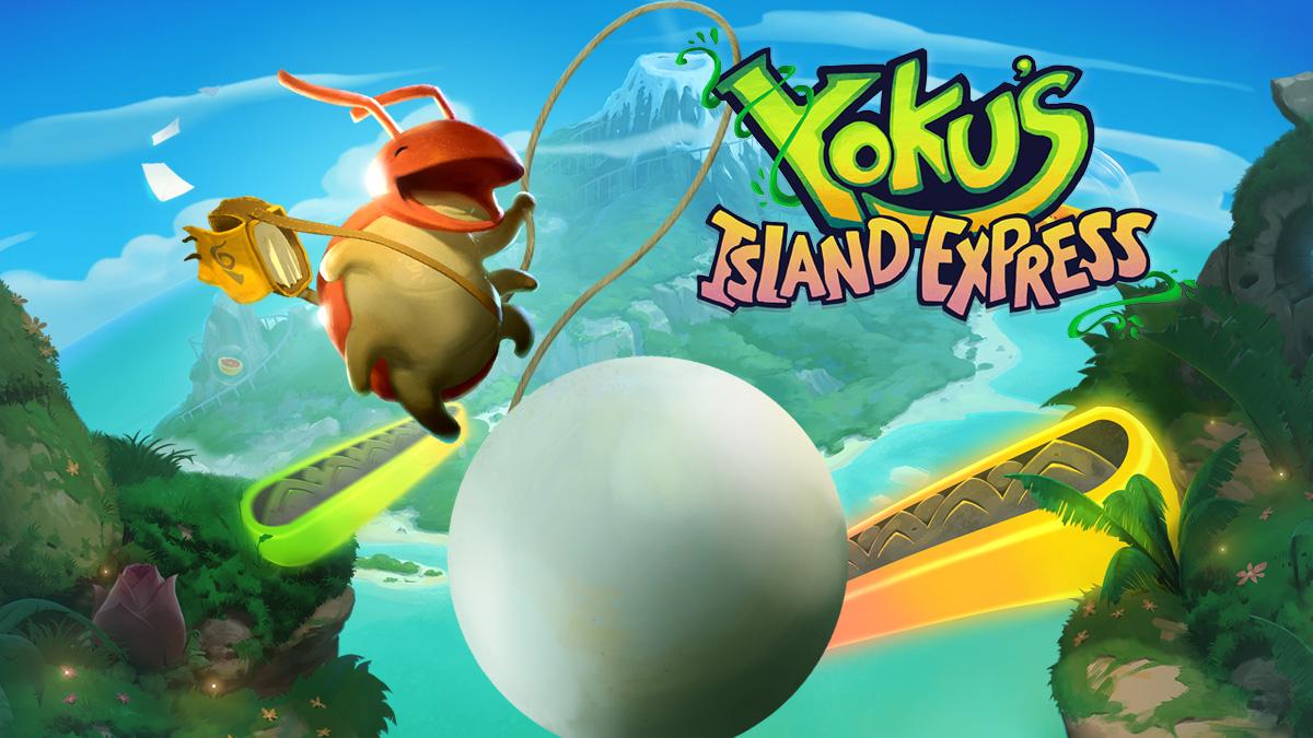 Yoku's Island Express [Nintendo Switch] za 23zł @ Nintendo Eshop