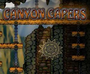 Canyon Capers za DARMO (PC, Steam) @ Indie Gala